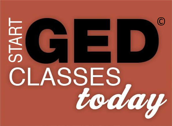 Start GED Classes Today