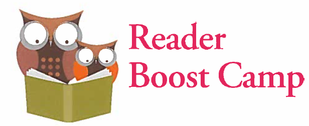 Cuyahoga County Library Presents Reader Boost Camp