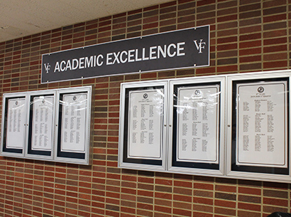 VF Hall of Academic Excellence