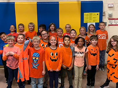 Unity Day 2019 at Dentzler Elementary School
