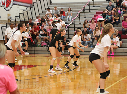 PSH Volley for the Cure