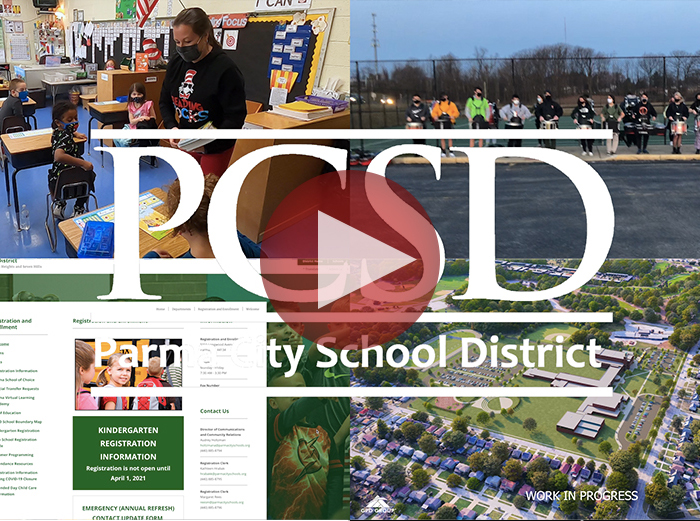 PCSD in :60 - March 29, 2021