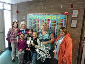 "Green Valley ""Frozen"" artwork winners"