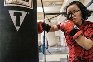 Valley Forge Boxing Club - Olivia Lam