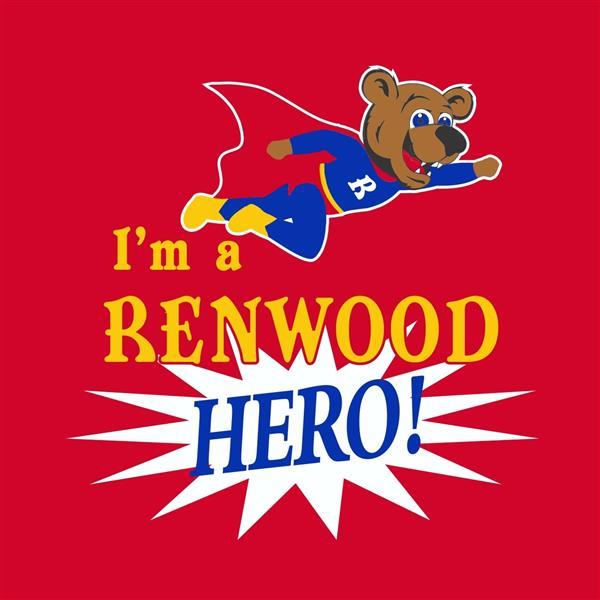 I'm a Renwood Hero with Bear