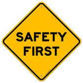 Safety First Clip Art
