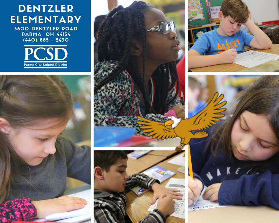 Dentzler Elementary Photo Collage