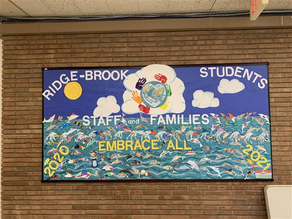 Ridge-Brook Dolphins Embrace All