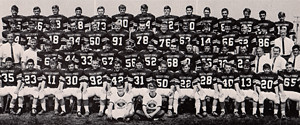 1968 Valley Forge Football Team