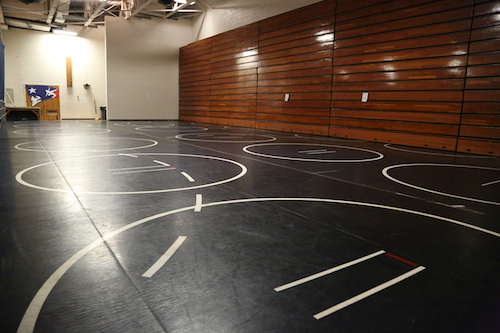 VF Wrestling Room