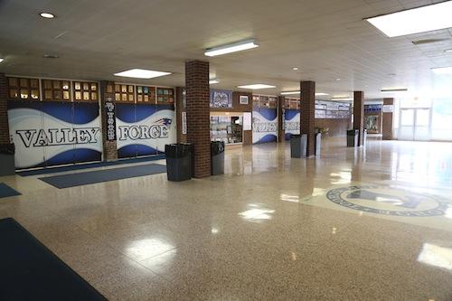VF Athletic Lobby