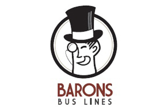Barons Bus Lines Logo