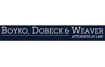 Boyko, Dyweck and Weaver Attorneys Logo
