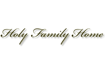 Holy Family Hospice Logo