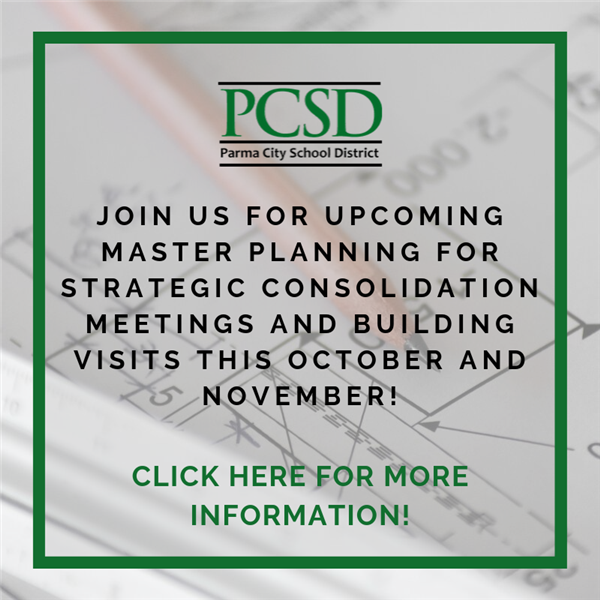 Click here for more information about strategic consolidation meetings and building visits.