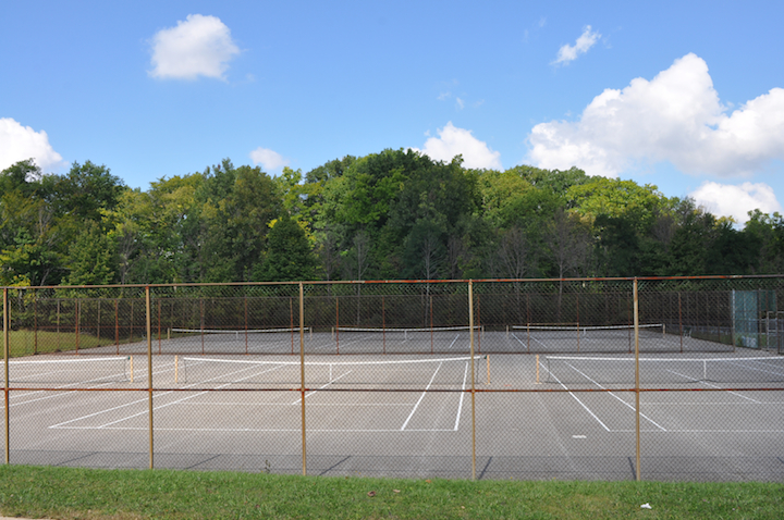 NHS Tennis Courts