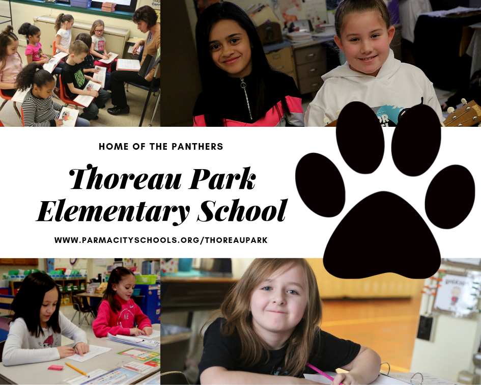 Thoreau Park Photo Collage