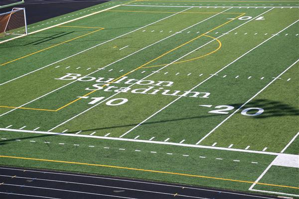 Byers Field at Robert Boulton Stadium
