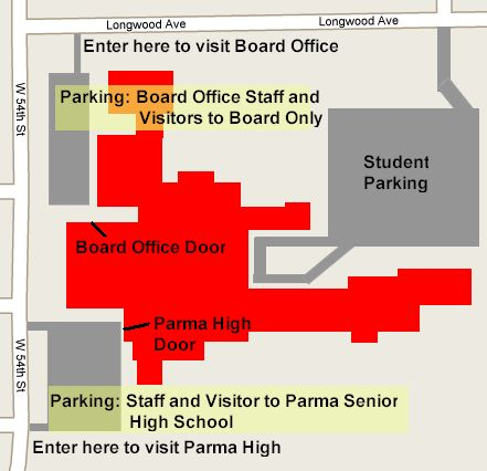 Board of Ed Meeting Directions
