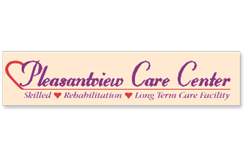 Pleasantview Care Center Logo